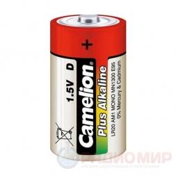 Батарейка LR20 Camelion