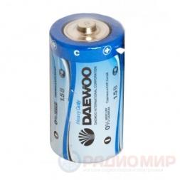 Батарейка R14 Daewoo
