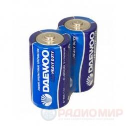 Батарейка R20 Daewoo