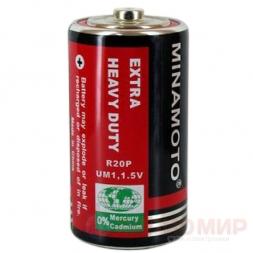 Батарейка R20 Minamoto