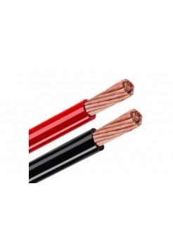 Кабель силовой автомобильный PC-01 BC RD 1x4мм2 медный красный
