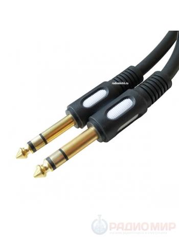jack 6.3 - jack 6.3 стерео кабель