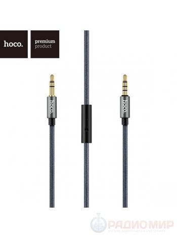 AUX кабель штекер 3,5мм - штекер 3,5мм Hoco UPA04