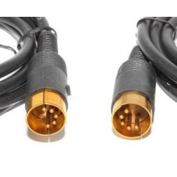 DIN5 кабель 1.5 метра Premier