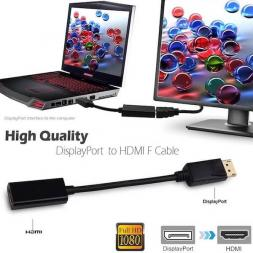 DisplayPort→HDMI переходник