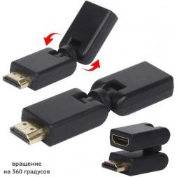 Переходник HDMI штекер-гнездо