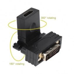 Переходник DVI-D-HDMI