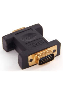 Переходник VGA (m) - VGA (m)
