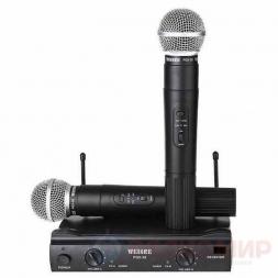 Комплект микрофонов Weisre RGX-58