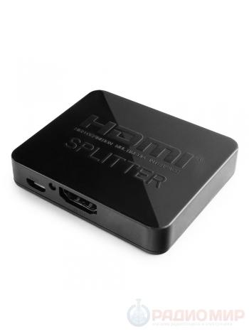 Разветвитель сплиттер(splitter) HDMI активный на 2 выхода