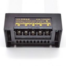 12В 5А блок питания XSB-12V60W APB26