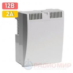 Блок бесперебойного питания 12В  2А Рапан-20 пластик