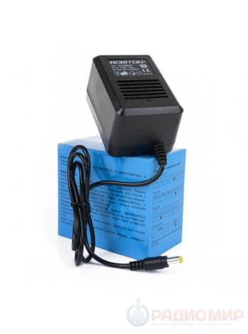 Адаптер/блок питания Robiton 9В 1A B9-1000 (трансформаторный, нестабилизированный)