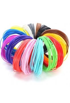 Пластик ABS для 3D ручки Орбита D-17 (15 цветов)