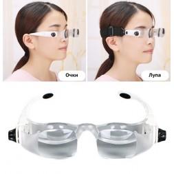 Лупа очки Орбита OT-INL55