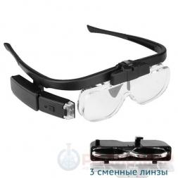 Лупа очки Орбита OT-INL68