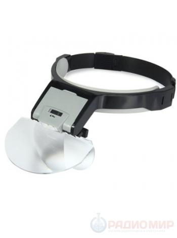 Лупа очки Орбита OT-INL07