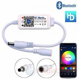 Контроллер для одноцветной LED ленты Bluetooth LDL35