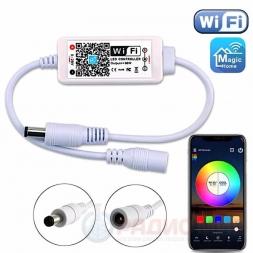 Контроллер для одноцветной LED ленты Wi-Fi LDL21