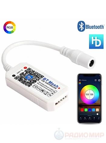 Bluetooth контроллер для многоцветной RGB LED ленты OG-LDL33