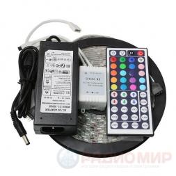 Комплект: светодиодная лента + блок питания + контроллер OG-LDL01