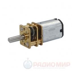 Электродвигатель 3В 15об/мин