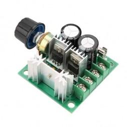 Регулятор скорости двигателя ШИМ 12-40В 10А