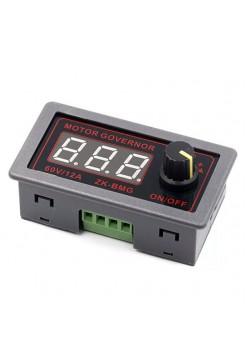 Регулятор скорости двигателя ШИМ 9-60В 500Вт