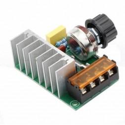 Регулятор напряжения AC 220В 4000Вт
