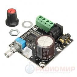 Усилитель аудио стерео 2х15Вт PAM8610