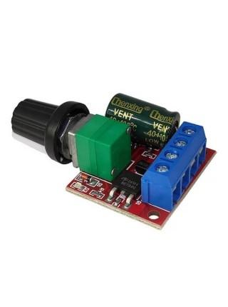 Регулятор скорости двигателя ШИМ 5-35В 30Вт
