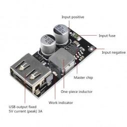 USB модуль зарядки с поддержкой QC3.0 QC2.0