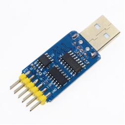 Преобразователь интерфейсов USB в RS232, RS232 в RS485