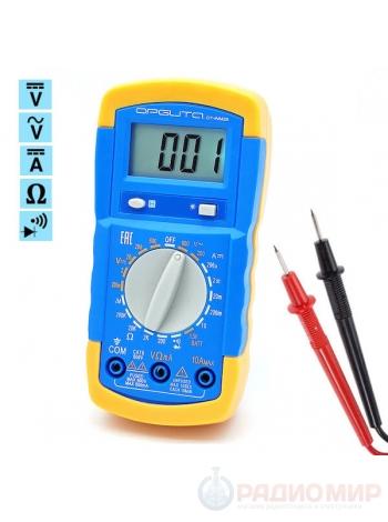Мультиметр цифровой DT 710L