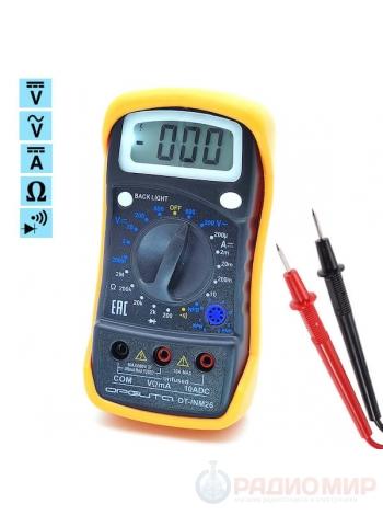 Мультиметр цифровой DT 850L