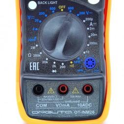 Мультиметр DT850L (OT-INM26)