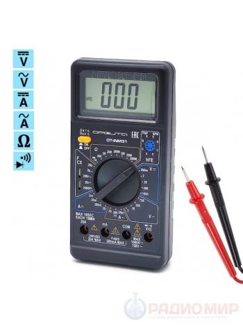 Мультиметр цифровой M 890D