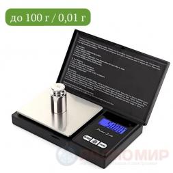 Весы электронные до 100г OT-HOW06 Орбита