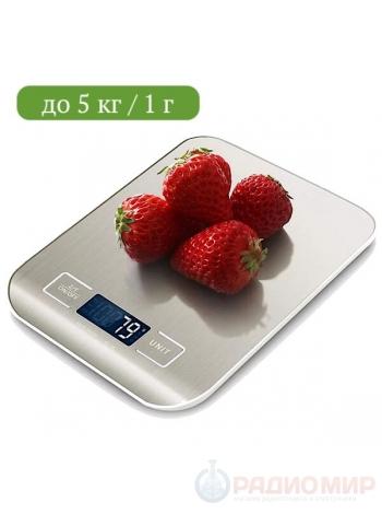 Весы кухонные электронные Орбита OT-HOW08 макс. 5 кг