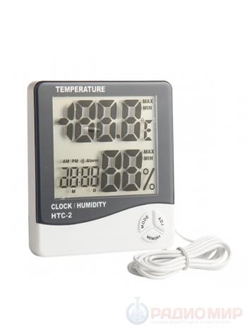 Термометр-гигрометр Орбита OT-HOM12 (HTC-2)