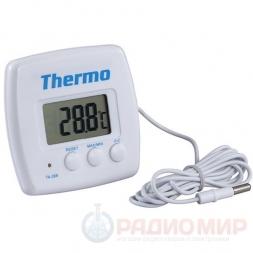 Термометр с выносным датчиком Орбита HOM16