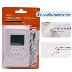 Термометр с выносным датчиком Орбита TM201