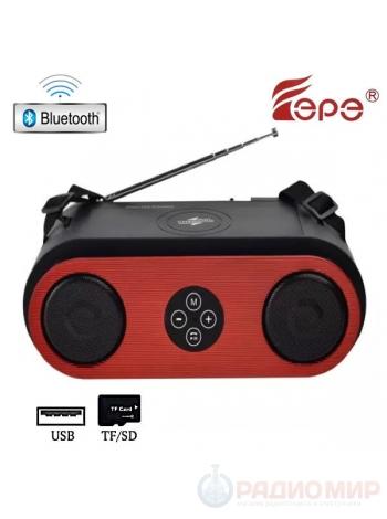 Радиоприемник с MP3 плеером FP-02-W