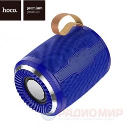 Портативная Bluetooth колонка Hoco BS39 синяя
