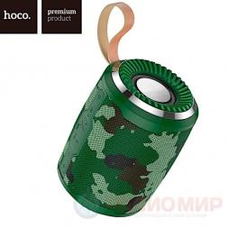 Портативная Bluetooth колонка Hoco BS39 камуфляж