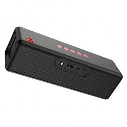 Портативная Bluetooth колонка Hoco HC3 зеленая