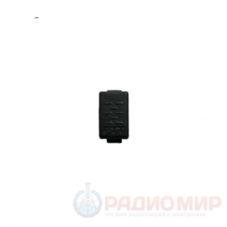 Вставка для кнопки PTT для рации Baofeng UV-5R