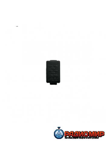 Вставка для кнопки РТТ (пластик) для радиостанции Baofeng UV-5R