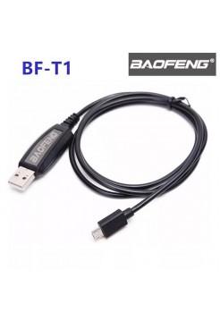 Кабель для программирования рации Baofeng BF-T1