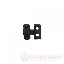 Заглушка гарнитурного разъема для рации Baofeng UV-5R